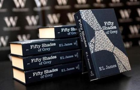 50 Shades of Grey : Des livres contaminés par l'herpès ! | Bibliothèque | Scoop.it
