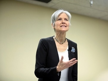 Green Party Candidate Jill Stein Says Hillary Clinton Could Be Worse Than Donald Trump - Hit & Run : Reason.com | Global politics | Scoop.it