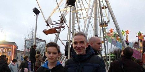 Saintes : la grande roue fait chavirer les cœurs | Tourisme et présence web | Scoop.it