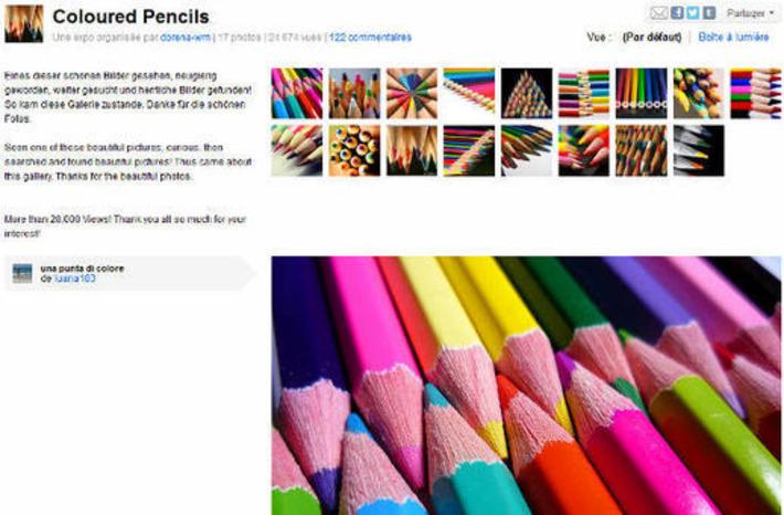 7 utilisations originales de Flickr | TIC et TICE mais... en français | Scoop.it