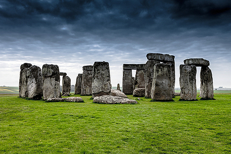 Ancient Road Leading to Stonehenge Found   Merveilles - Marvels   Scoop.it