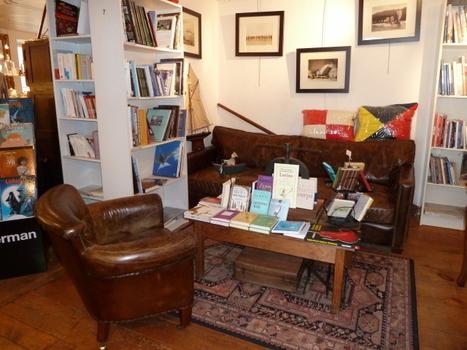 Librairie à Saint-Servan | Voyages et Gastronomie depuis la Bretagne vers d'autres terroirs | Scoop.it