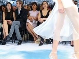 Digital Natives Are Getting Front Row Seats at Fashion Shows | Buzz & Co | Scoop.it