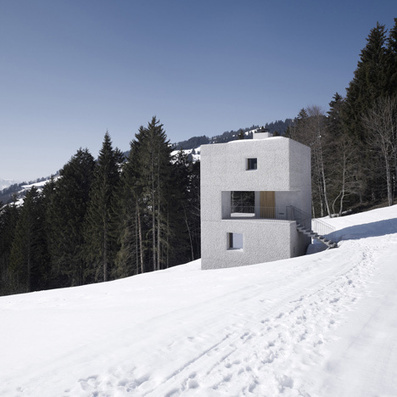 Mountain Cabin by Marte.Marte Architects | Architecture and Architectural Jobs | Scoop.it