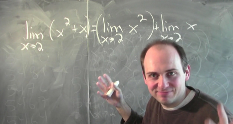 Online calculus class attracts big numbers | Wiki_Universe | Scoop.it