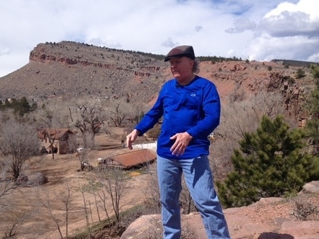 Lyons meteorologist starts flood watch network to monitor river levels during spring run-off - 04/06/14   Resilient Colorado   Scoop.it
