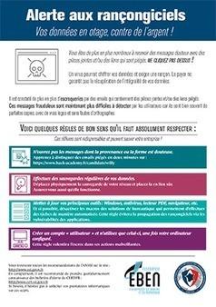 Ne soyez plus otage des rançongiciels ! | ANSSI | e-santé, TIC & co | Scoop.it