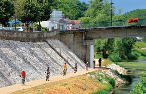La Loire à vélo fait pédaler l'économie régionale - La Tribune de Tours   Politiques cyclables des territoires   Scoop.it