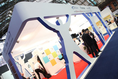 Envisage stands heads and shoulders above the rest for Lifescan - Envisage | Exhibition Designers | Scoop.it