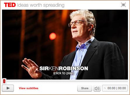 Las 13 mejores conferencias TED sobre educacion   Transmedia Spain   Scoop.it