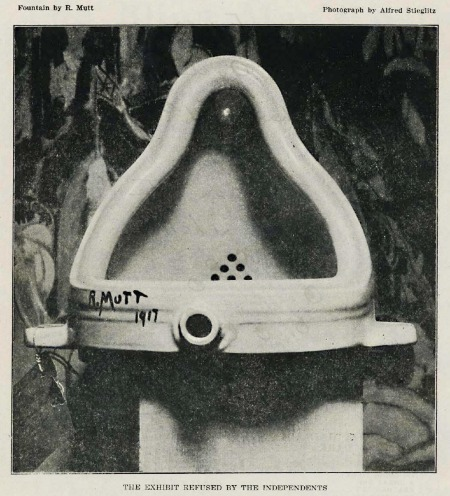 Image of the Day: Dada for World Toilet Day - Culture - GOOD | Socialart | Scoop.it