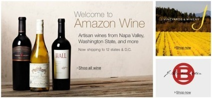 5 enseignements de la vente de vin sur Internet par Amazon | Marketing et vin | Scoop.it