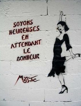 Le street art au féminin : Miss. Tic | World of Street & Outdoor Arts | Scoop.it