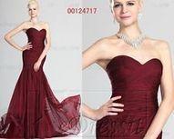 Sans Bretelles eDressit Sexy Robe de Gala/Soirée/Cérémonie/Mariage Bordeaux Long   les plus belles robes de soirée   Scoop.it