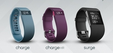 Fitbit launches 3 new activity trackers: the Charge, Charge HR and Surge | Technology in Business Today | Scoop.it