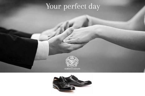 Le Marche Shoes | Alberto Fasciani, the perfect wedding day for him | Le Marche & Fashion | Scoop.it