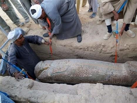 3.600 jaar oude mummie gevonden in Egypte | KAP-JurakholovaM | Scoop.it