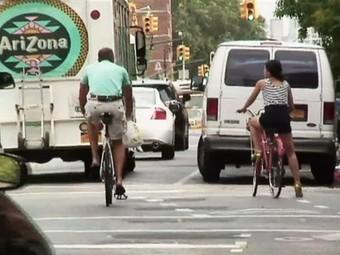 Bike Advocacy in NYC's Lower East Side | Artisans et Commerçants se rebellent ! | Scoop.it
