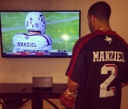 Drake has a Johnny Football jersey - Front Page Buzz   Sports   Scoop.it