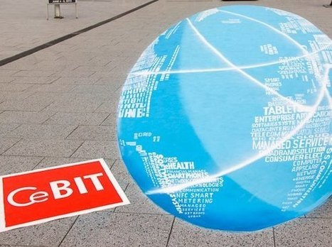 Le salon CeBIT : l'interface du monde numérique | Géolocalisation et solomo | Scoop.it