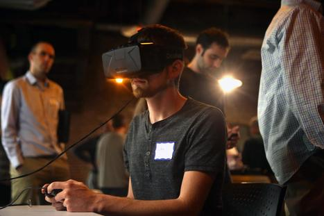 Virtual reality enthusiasts gather to share their work, push tech boundaries - The Boston Globe | cool stuff from research | Scoop.it