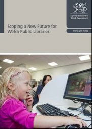 Scoping future options for public libraries in Wales | Alyson's Welsh libraries blog | Foundation Degree Information Society | Scoop.it