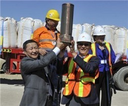 Rio Tinto restarts negotiations with Mongolia over Oyu Tolgoi | Commodities, Resource and Freedom | Scoop.it