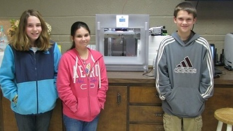 3D printer big attraction at Dayton City School - WRCB-TV | Makerspace and library | Scoop.it