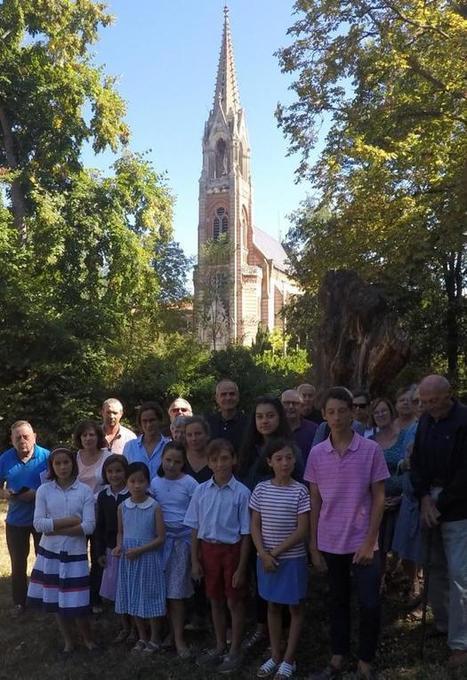 Une pétition contre la démolition de la flèche d'une église de Montauban | L'observateur du patrimoine | Scoop.it