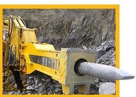 Hydraulic Breaker & Hammer Services | Striker Hydraulic Breaker | HBS | Certified Breakers | Scoop.it