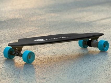 Marbel, le skateboard connecté | StartUp - #DigiSport | Scoop.it