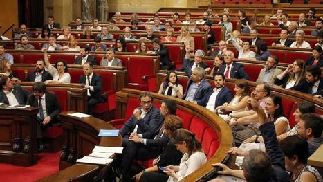 La votación del proceso de ruptura en el Parlament inquieta al Constitucional, José María Brunet | Diari de Miquel Iceta | Scoop.it