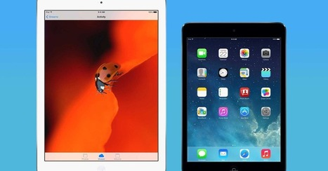 "iPad Air or Retina iPad Mini: Which New iPad Is for You? | Switch On - ""iPads in everyday education"" 
