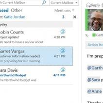 Office 365 apporte l'édition de rapports prémâchés dans Word - Le Monde Informatique | gestion temps, outlook, lotus notes | Scoop.it