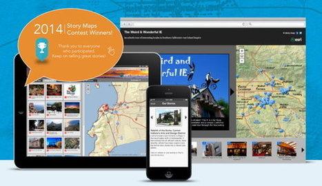 5 opciones online para crear presentaciones interactivas y otras historias sobre mapas | Cartografía | Scoop.it