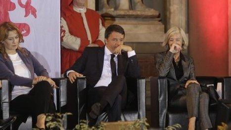 "Lingua italiana, Renzi: ""Serve una gigantesca scommessa sul made in Italy"" | TICE et italien - AU FIL DU NET | Scoop.it"