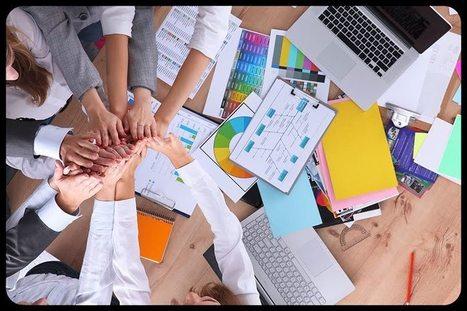 5 valores que generan un buen clima laboral - Aleteia | Orientar | Scoop.it