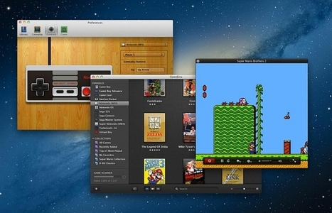 Play classic video games in style with OpenEmu for Mac   The Verge   Games   Scoop.it