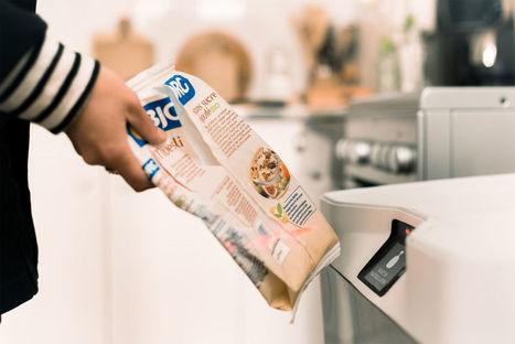 Eugène, la poubelle connectée multi-distributeurs [Vidéo]   Innovation dans la distribution   Scoop.it