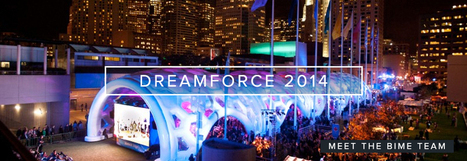 BIME Newsletter: Heading to Dreamforce 14, Interview on Big Data at Stanford University, Weekendesk Testimonial and more! | Cloud BI trends | Scoop.it