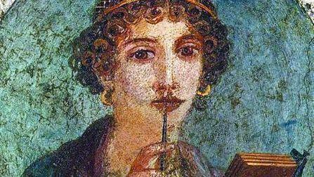 Descubren versos de Safo, una de las primeras poetas del mundo | ΕΛΛΗΝΙΚΑ | Scoop.it