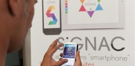 Le Musée Fabre lance 2 applications à l'occasion de l'exposition Signac | Réinventer les musées | Scoop.it