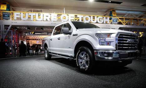 Ford's aluminum F-150 faces insurance rate, repair shop challenges | Aluninum Industry News | Scoop.it