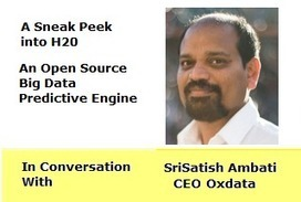 Blazing Fast Big Data Analytics Now Possible With Oxdata H2O - Tools Journal | BigData | Scoop.it