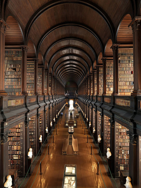 25+ Of The Most Majestic Libraries In The World | Encyclopédie hybride 3.0 | Scoop.it