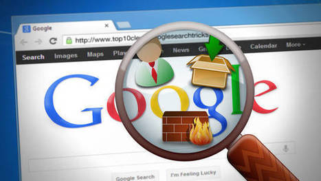 Top 10 Clever Google Search Tricks - LifeHacker India | SearchTools | Scoop.it
