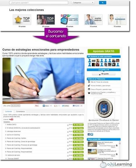 Tutellus, una plataforma en español de videocursos | ojulearning.es | Tools, Tech and education | Scoop.it