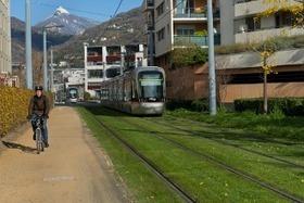 Grenoble joue la carte des transports doux | Débat national sur la transition énergétique | projet urbain et transport en commun en site propre | Scoop.it