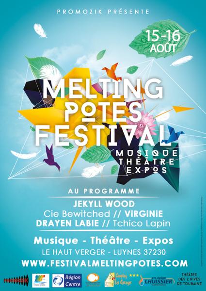 Festival Melting Potes à Luynes (37) | Marketing Musique | Scoop.it