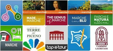 Il Turismo nelle Marche in 10 app anzi 11 | HTMG - Hotel & Tourism Management Group | Scoop.it